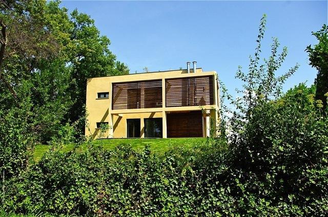 Villas concept architecte sur marseille salon de - Architecture et decoration ...