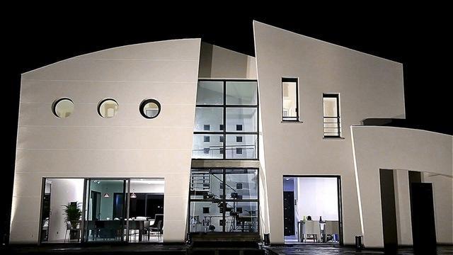 Villas concept architecte sur marseille salon de - Distance entre marseille et salon de provence ...