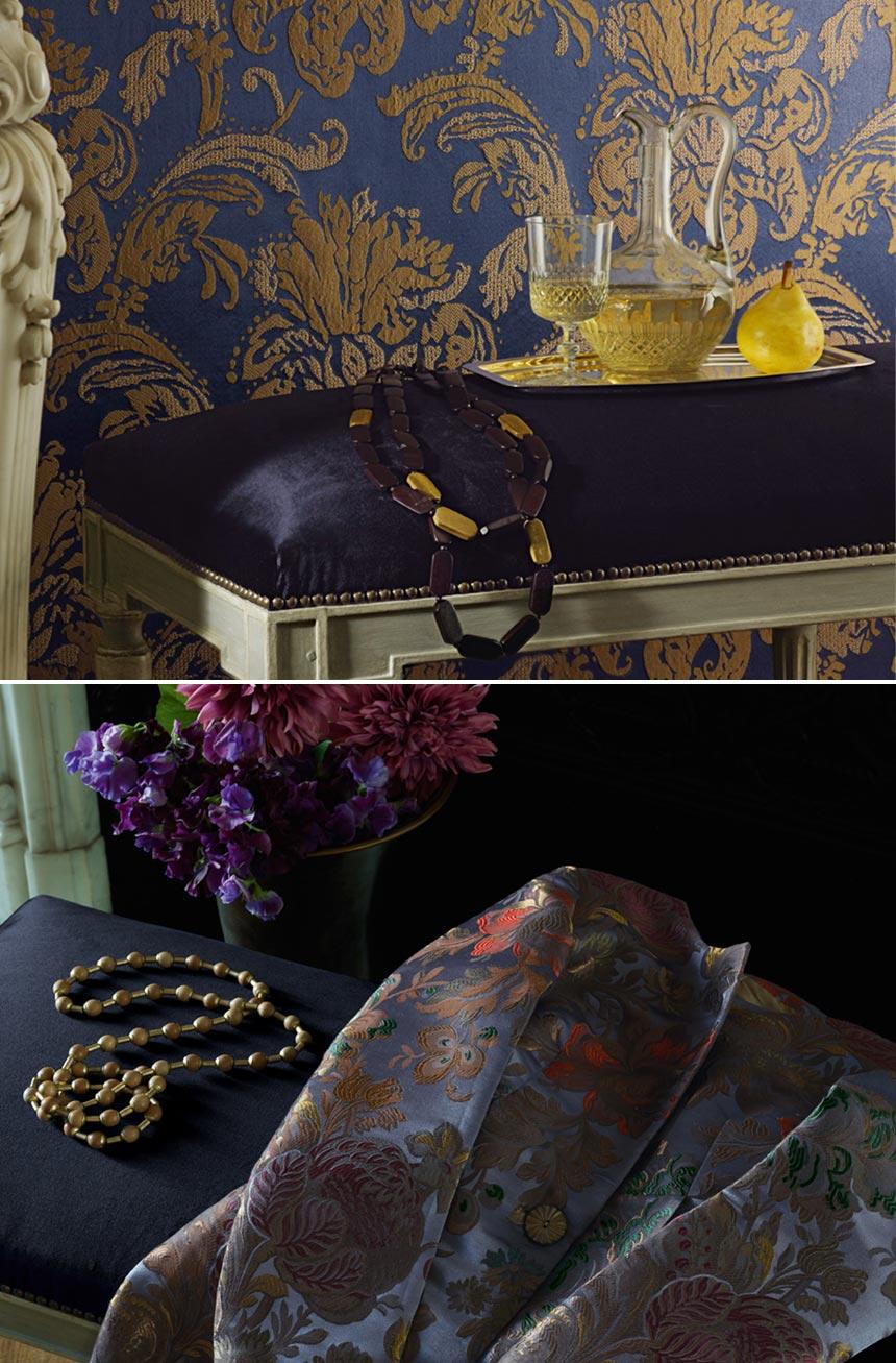 l 39 atelier du decorateur tapissier d 39 ameublement sur aix en provence d coration tendances d co. Black Bedroom Furniture Sets. Home Design Ideas