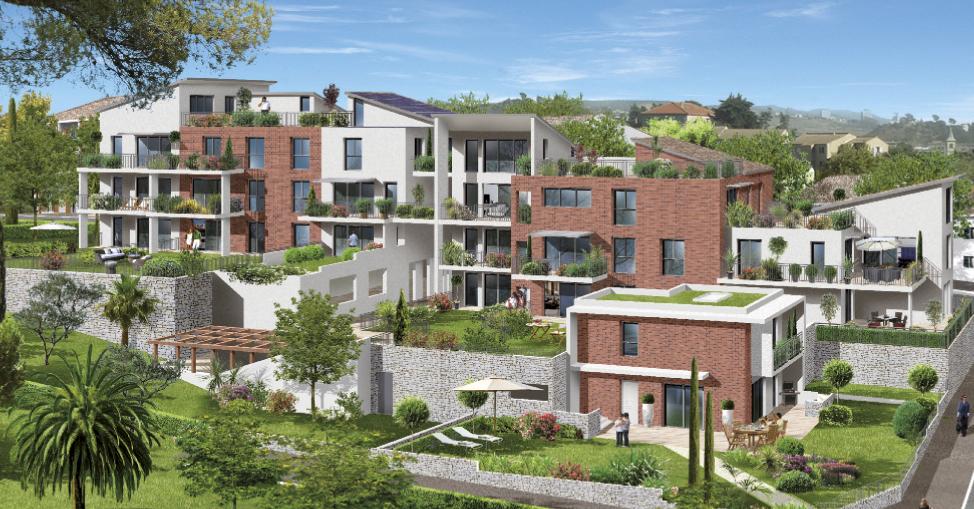 les terrasses de la mer programme immobilier neuf marseille l 39 estaque immobilier tendances d co. Black Bedroom Furniture Sets. Home Design Ideas